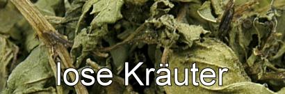 lose Kräuter