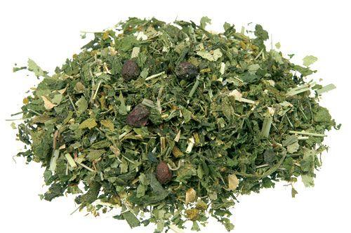 Relaxing Herbs mit Blutorangen-Geschmack