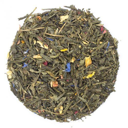 Morgentau - arom. grüner Tee mit Citrusgeschmack