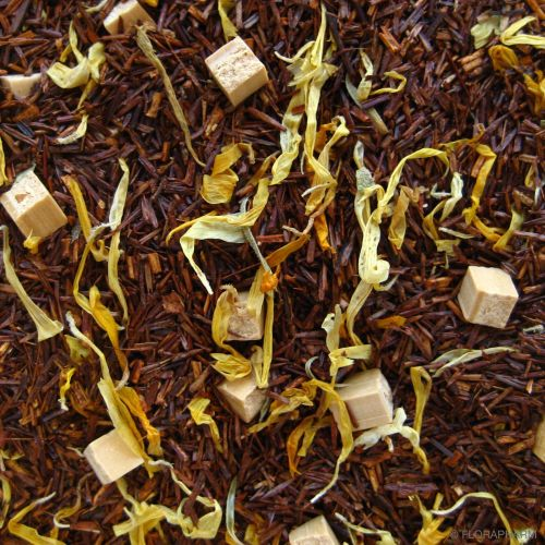 Cappuccino-Sahne - arom. Rooibos Tee mit Cappuccino-Sahne-Note