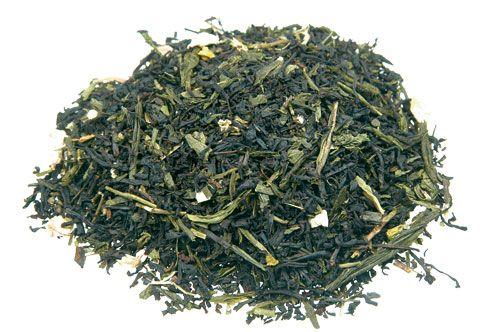 Druiden Zaubertee - schwarz - grüner Tee mit Erdbeer-Vanille-Geschmack