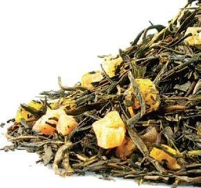 Mango - Grüner Tee