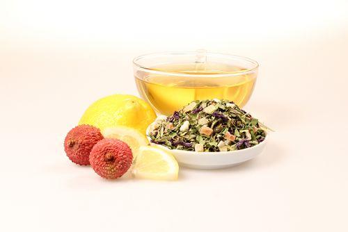 Traum des Sultans natürlich mit Moringa - Grünes Gold Lychee-Lemone Geschmack