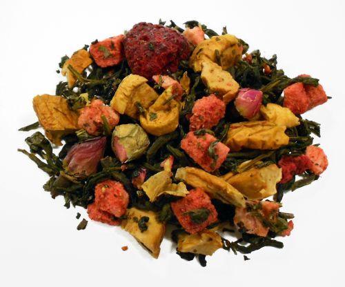 Drachenkönig natürlich - weisser Tee mit Heidelbeer Note