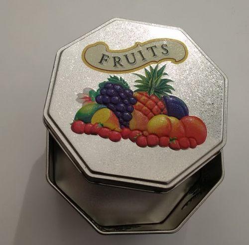 Dose für Fruchtgummi oder Süßigkeiten ca. 200 gr.