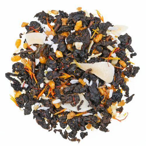 Gerösteter Sesam - Halbfermentierter Tee