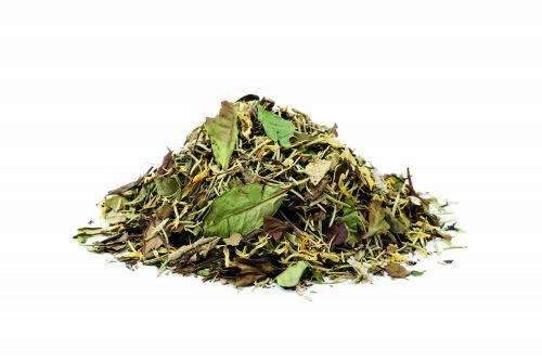 Weißer Tee Zitrone-Rosmarin