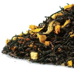 Maracuja - schwarzer Tee