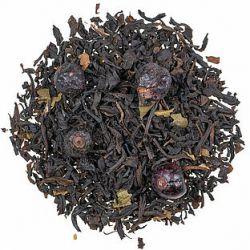 Black Currant Schwarzer Tee mit schwarzer Johannisbeer Note