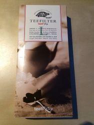 Papier- Teefilter Gr. L, 100 Stück weiß