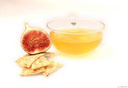 Zauber des Orients Grüntee mit Feige Pfannkuchen Geschmack