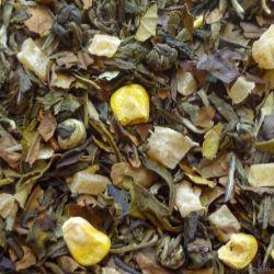 Himalaya - Weisser Tee  mit Ananas Curry Geschmack