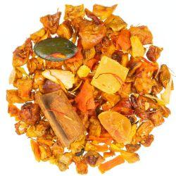 Pumpkin Spice mild Früchtetee, aromatisiert