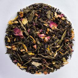 Alibaba's 40 Düfte - Schwarz- und Grüner Tee